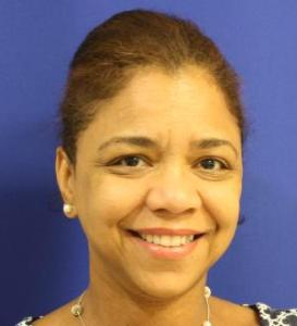 a woman (Dr. Margareth Lafontant)